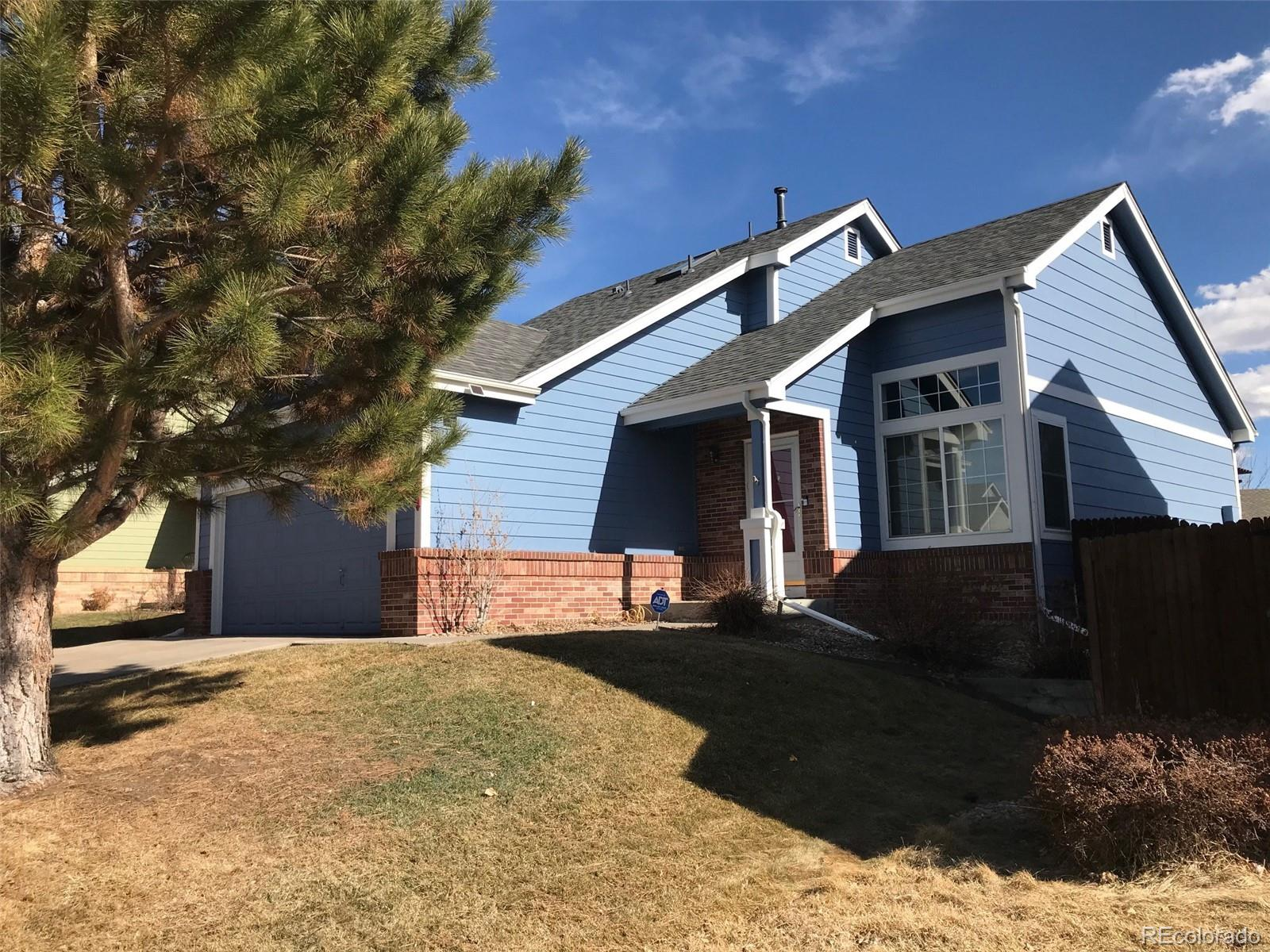 MLS# 9523937 - 19752 E Vassar Avenue, Aurora, CO 80013