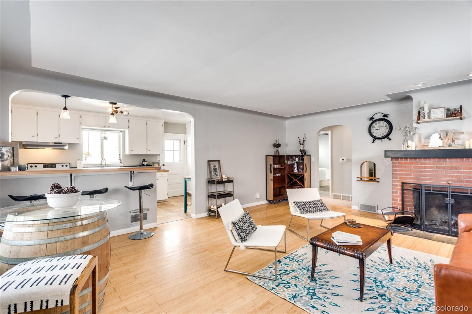 MLS# 9565158 - 1 - 1212 N Downing Street, Denver, CO 80218