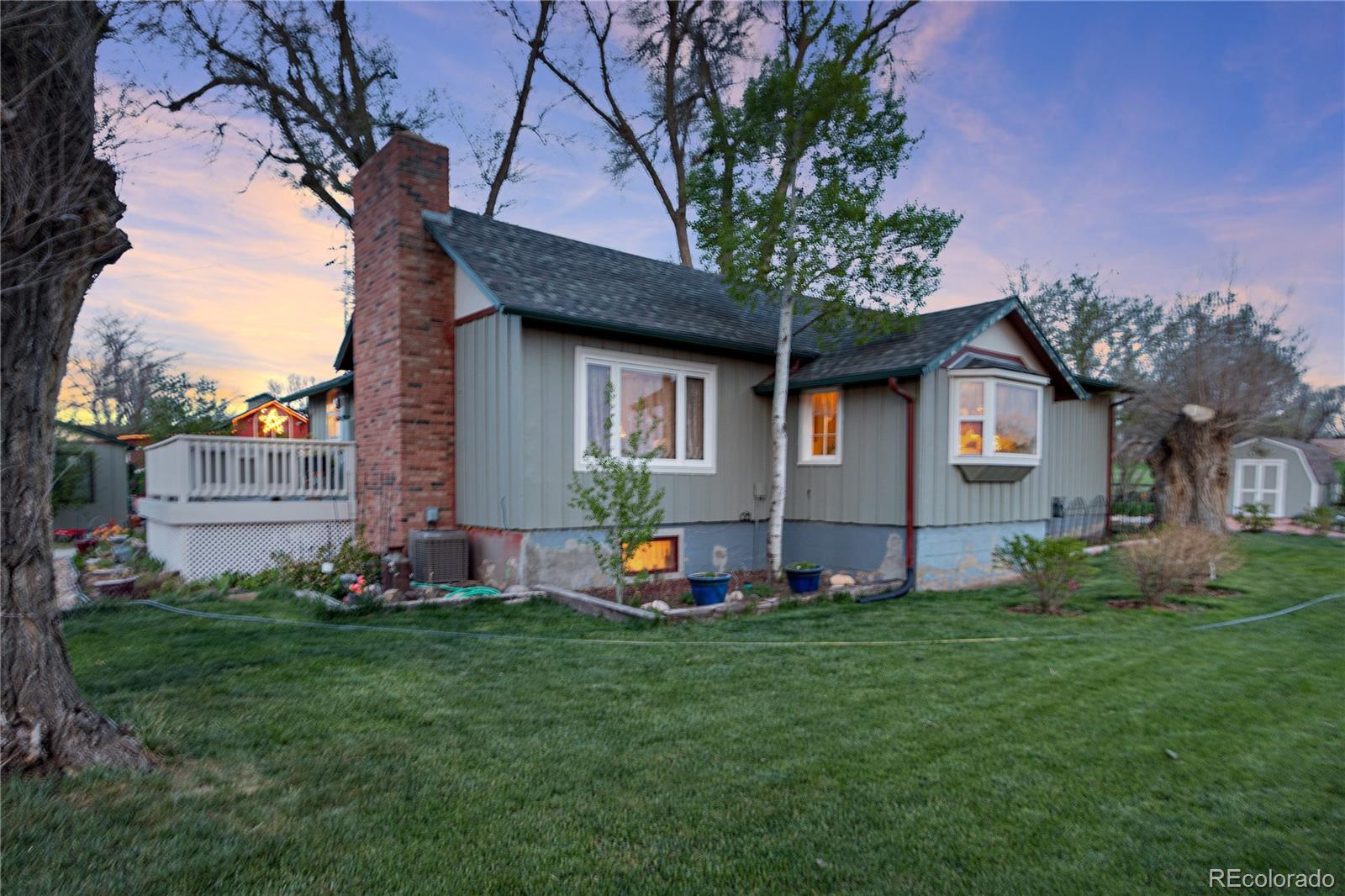 MLS# 9640244 - 1 - 21846 County Rd 17 , Johnstown, CO 80534