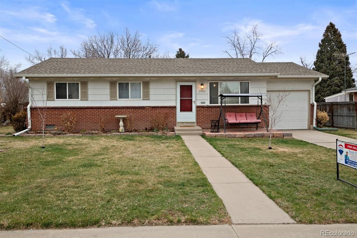 MLS# 9654196 - 1 - 7365 W Mexico Drive, Lakewood, CO 80232