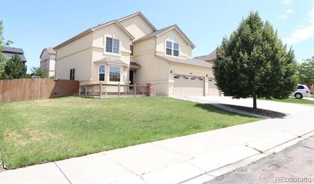 MLS# 9673988 - 1 - 13835 Antelope Pass Place, Colorado Springs, CO 80921