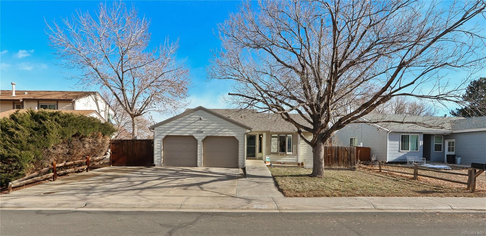 MLS# 9811960 - 1 - 7500 Chase Street, Arvada, CO 80003
