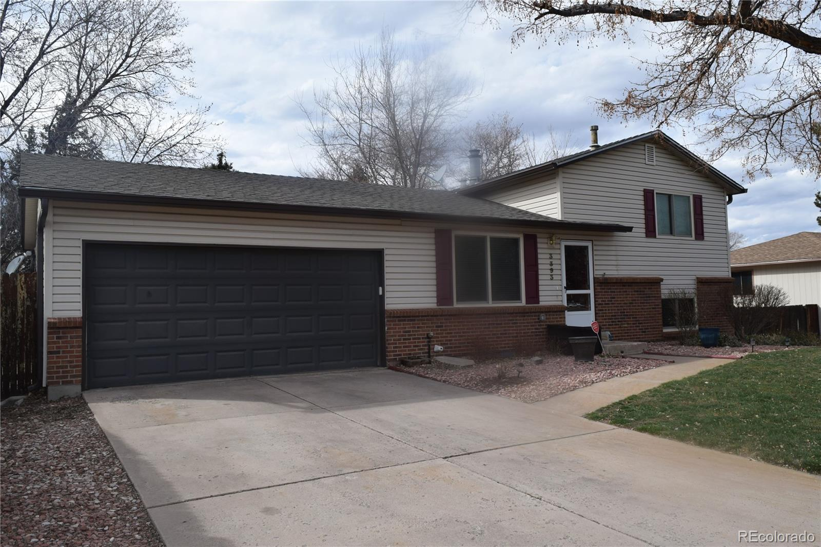 MLS# 9831880 - 1 - 3393 S Winston Street, Aurora, CO 80013