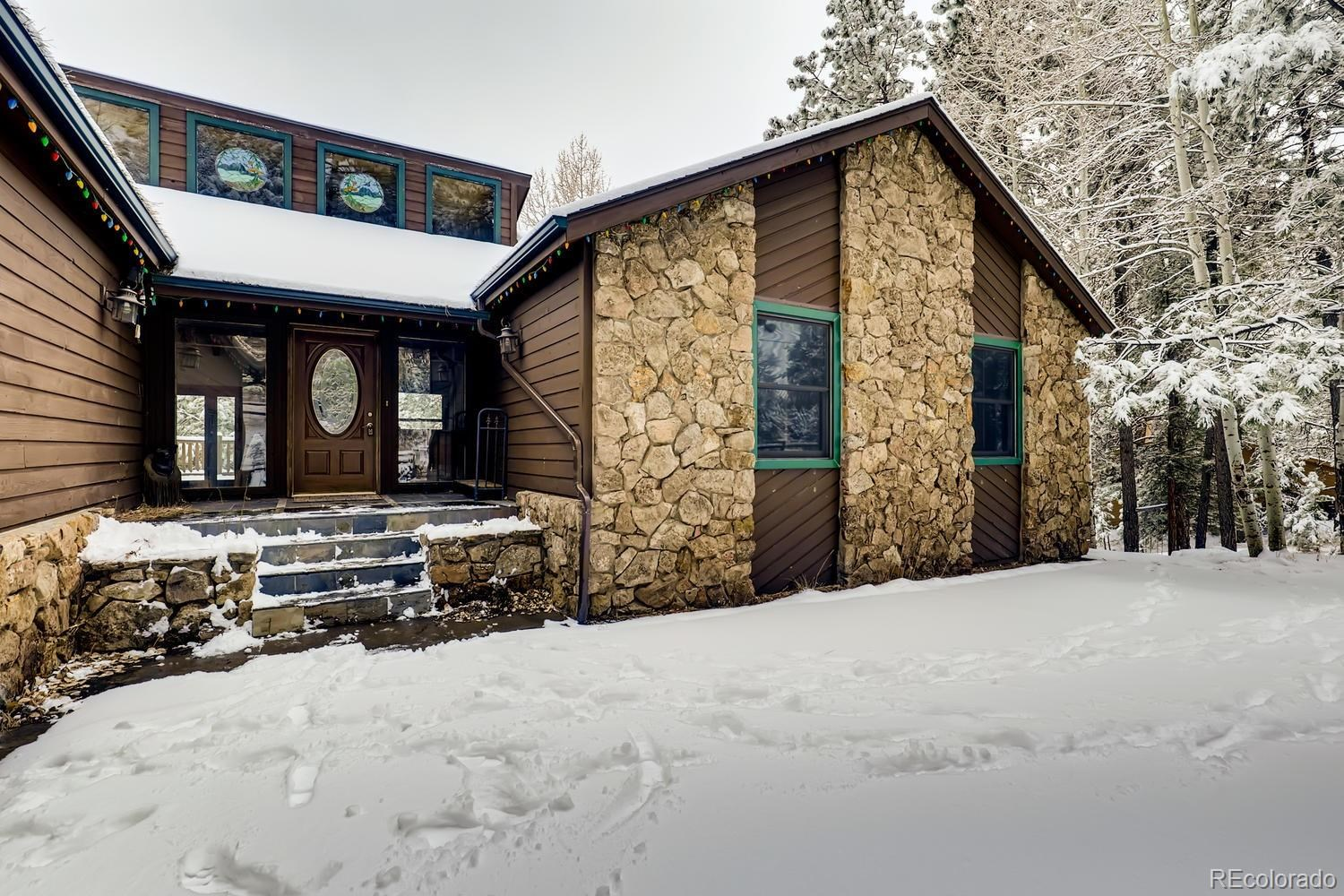 MLS# 9844106 - 1 - 436  Greystone Road, Evergreen, CO 80439