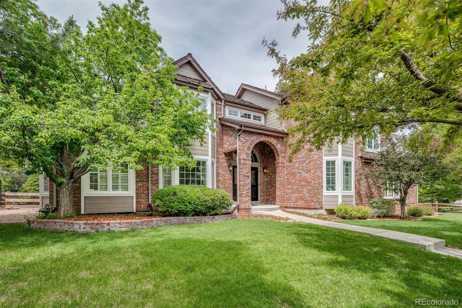 MLS# 9857155 - 1 - 9745 Edgewater Place, Lone Tree, CO 80124
