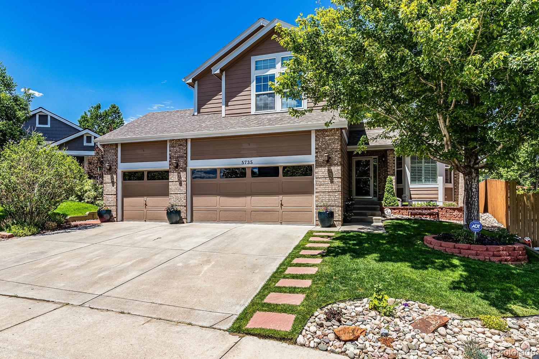 MLS# 9885165 - 1 - 5735 S Zante Circle, Aurora, CO 80015