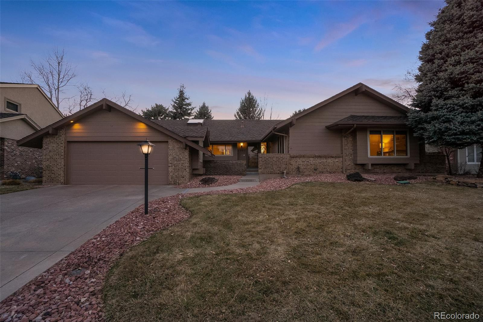 MLS# 9898024 - 1 - 5967 S Glencoe Way, Centennial, CO 80121