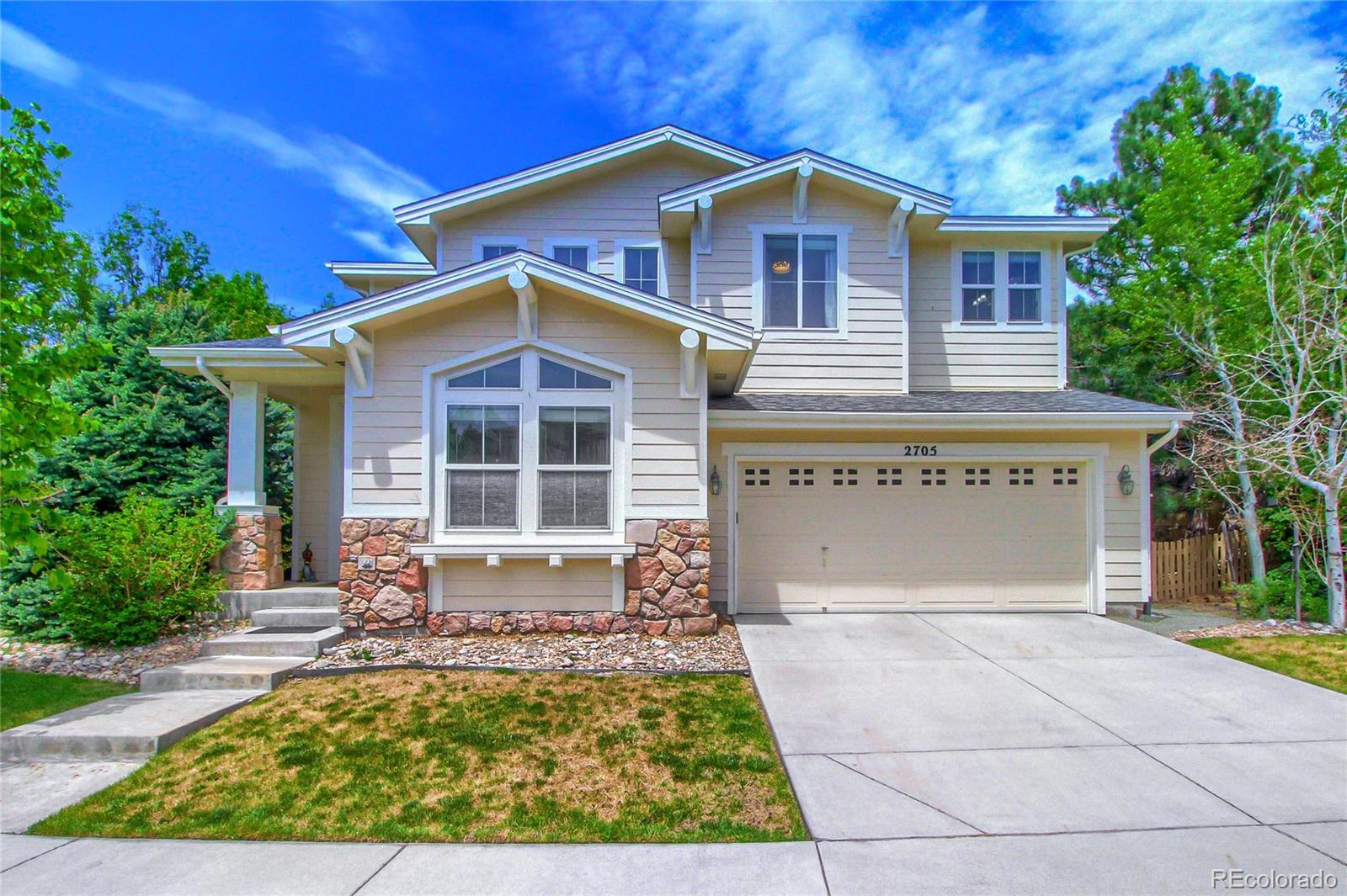 MLS# 9905484 - 1 - 2705 Middlebury Drive, Highlands Ranch, CO 80126