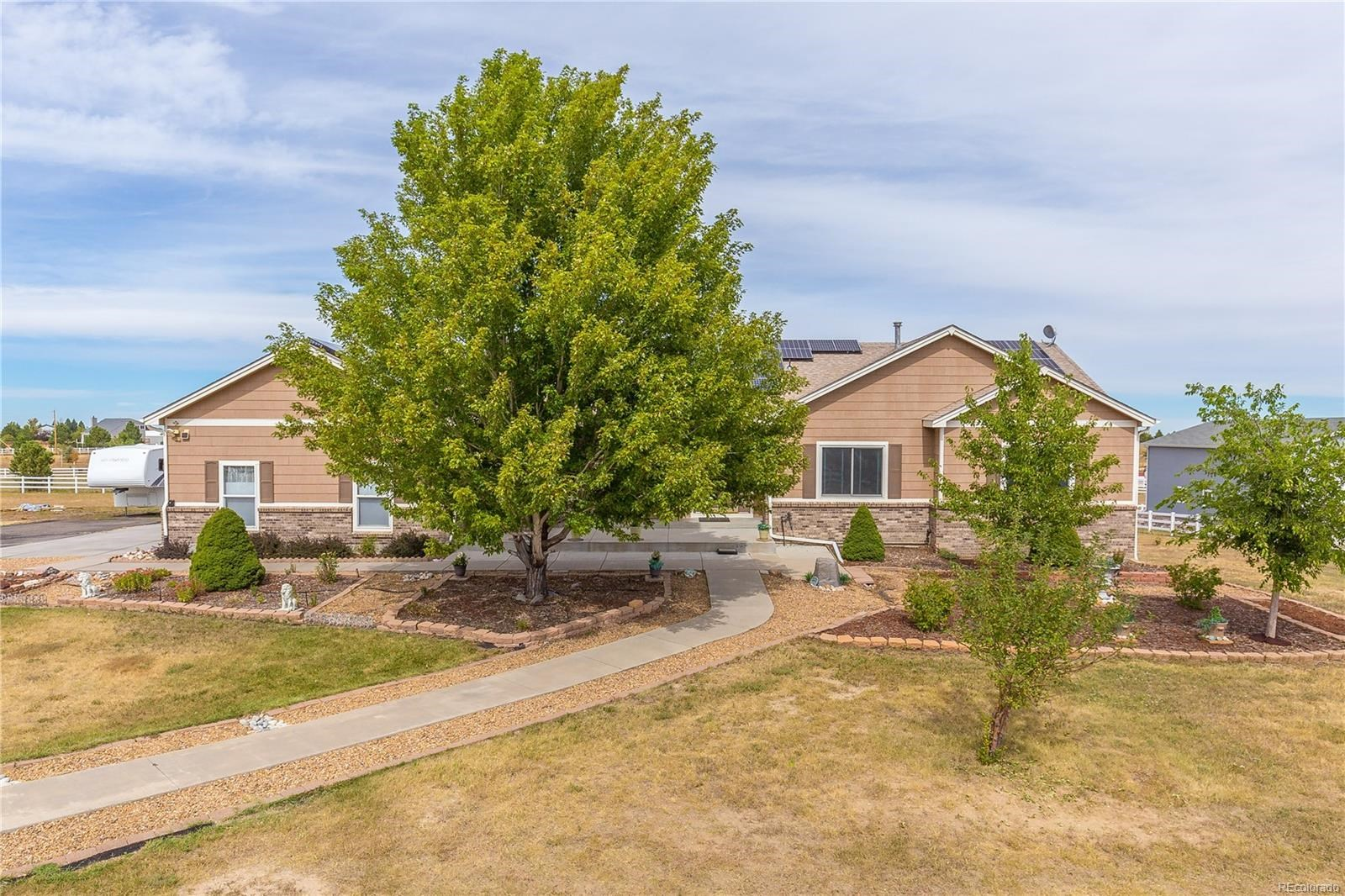 MLS# 9928374 - 1 - 2173 Red Maple Circle, Parker, CO 80138