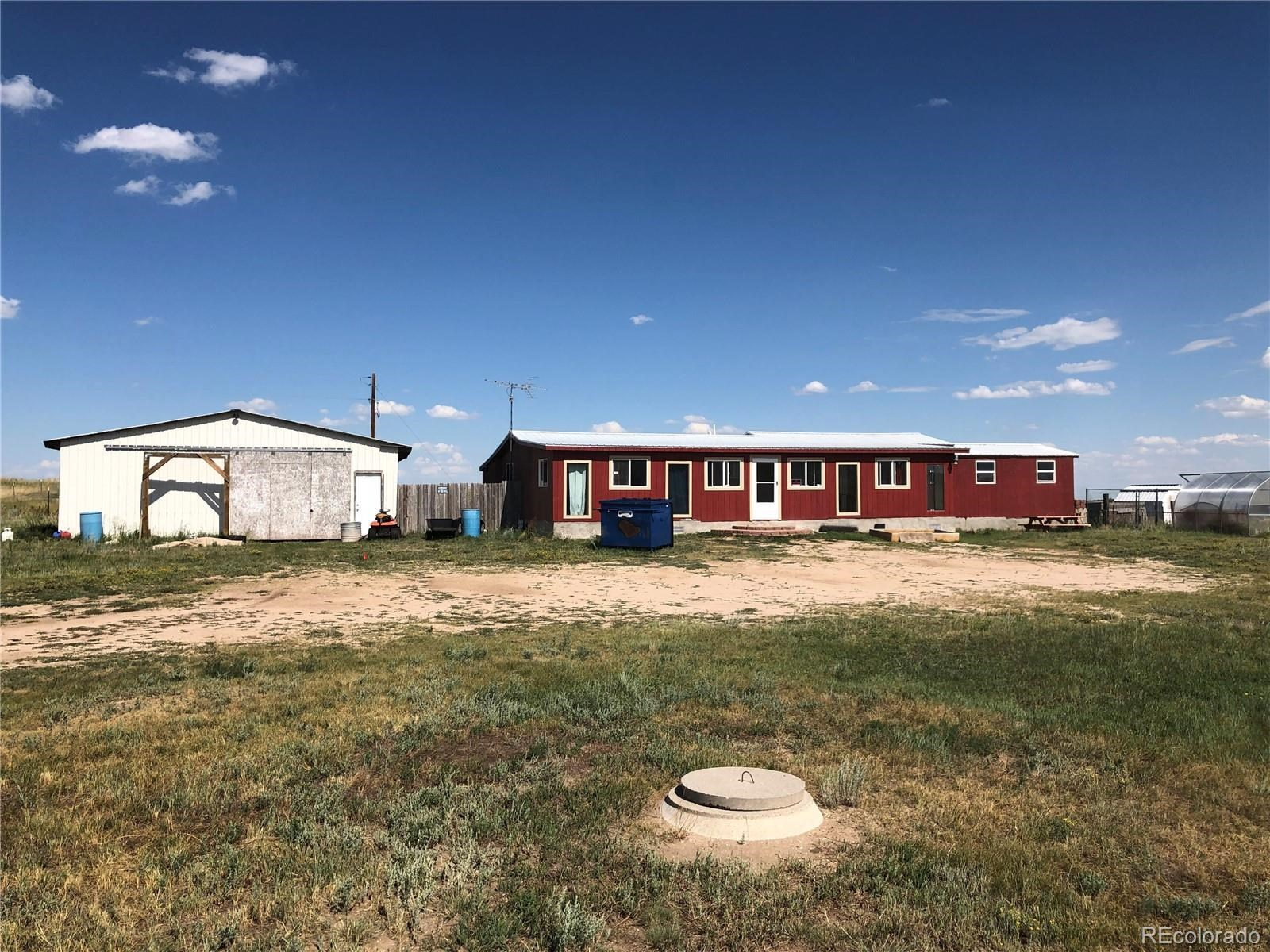 MLS# 9935541 - 1 - 6615 Mulberry Road, Calhan, CO 80808