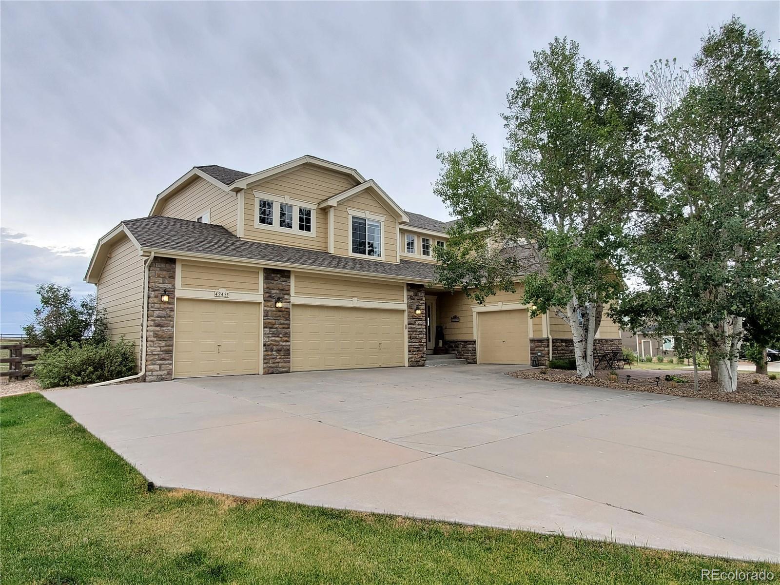 MLS# 9971596 - 1 - 49435 Antelope Drive, Bennett, CO 80102