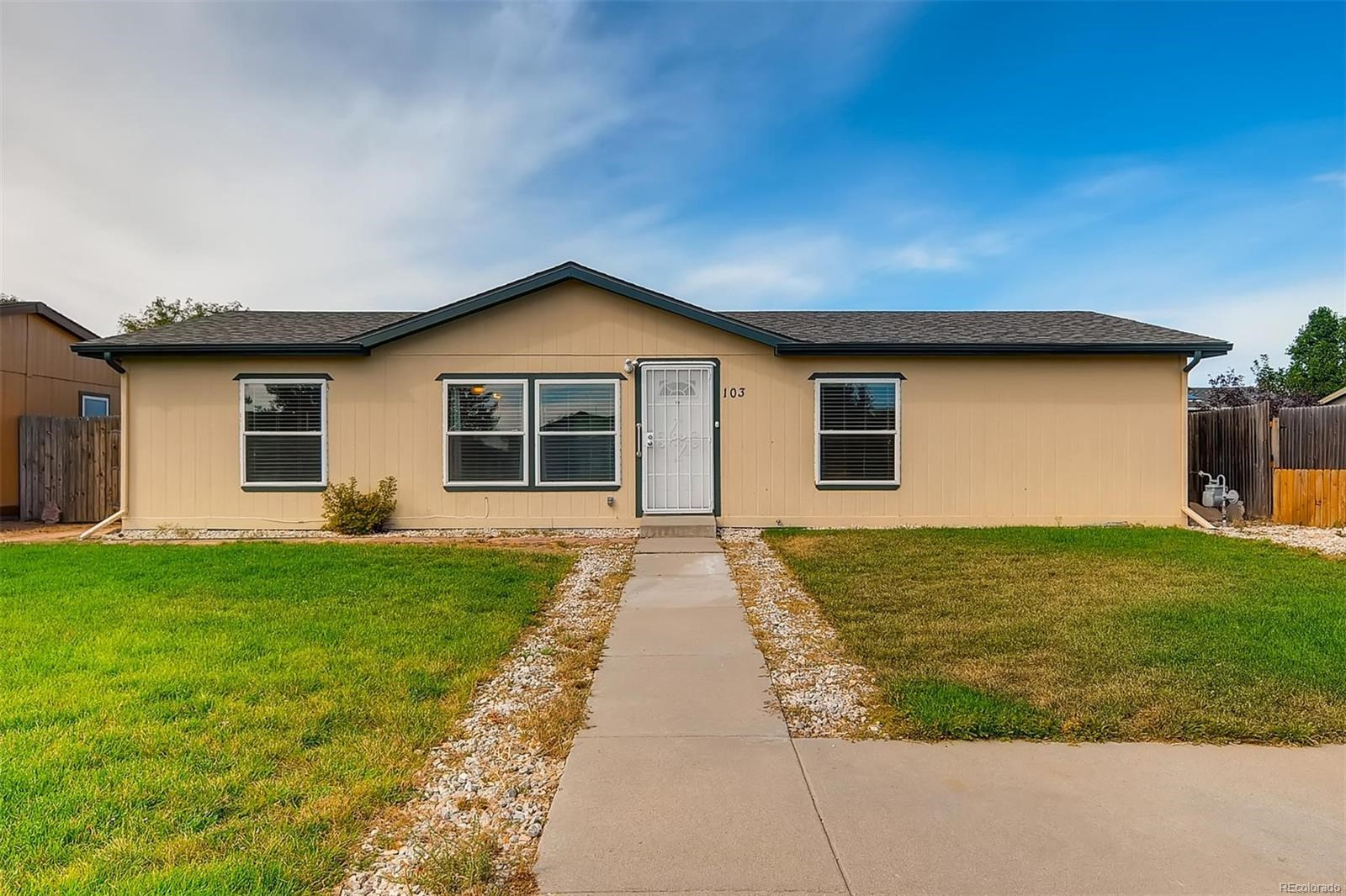 MLS# 9973584 - 1 - 103 Stampede Place, Lochbuie, CO 80603