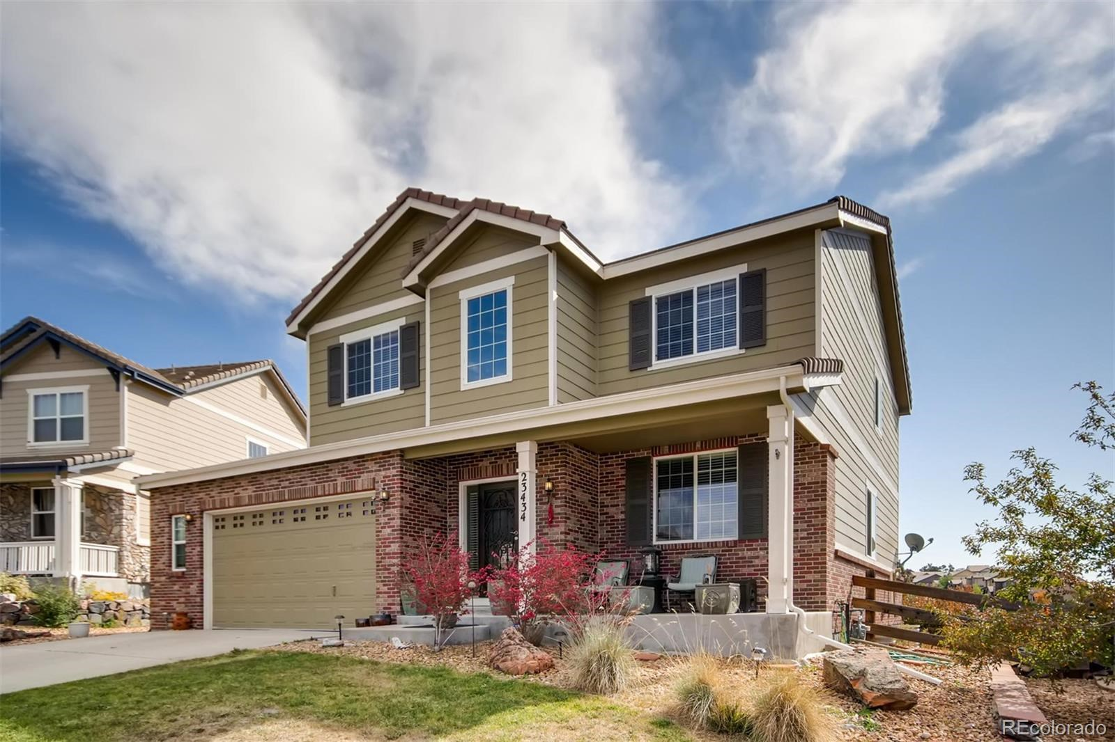 MLS# 9982996 - 1 - 23434 E Ontario Place, Aurora, CO 80016