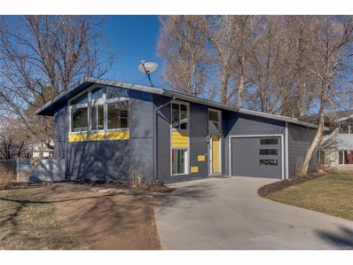 1355 S Ivy Way, Denver, CO 80224 - MLS#: 1500573
