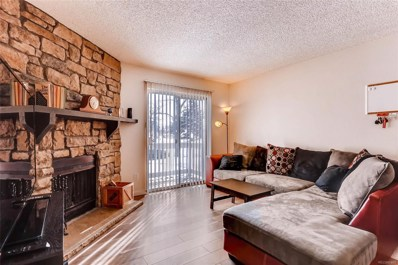 13333 E Asbury Drive UNIT 102, Aurora, CO 80014 - MLS#: 1501063