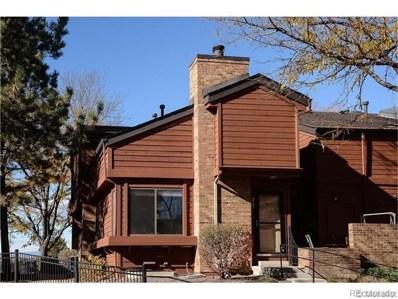 2685 S Dayton Way UNIT 321, Denver, CO 80231 - MLS#: 1502113