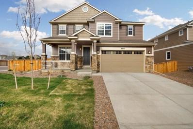 9657 Keystone Trail, Parker, CO 80134 - MLS#: 1505020
