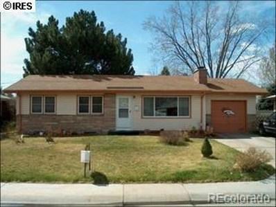 2828 W 12th Street Road, Greeley, CO 80634 - MLS#: 1506996