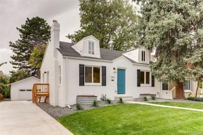 1051 Newport Street, Denver, CO 80220 - #: 1508967