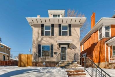 967 Fillmore Street, Denver, CO 80206 - MLS#: 1510190