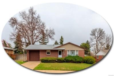 3413 E Costilla Avenue, Centennial, CO 80122 - MLS#: 1511319
