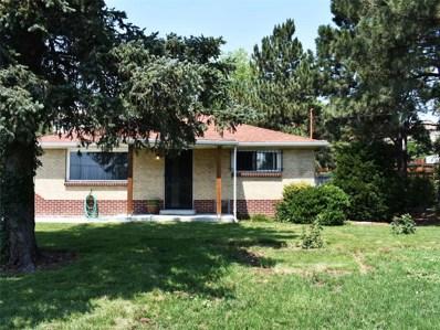 8281 Welby Road, Denver, CO 80229 - MLS#: 1512858