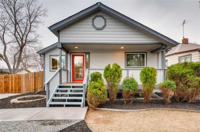 860 Depew Street, Lakewood, CO 80214 - MLS#: 1515427