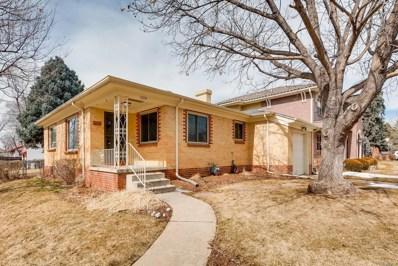 1195 S Fillmore Street, Denver, CO 80210 - #: 1515958