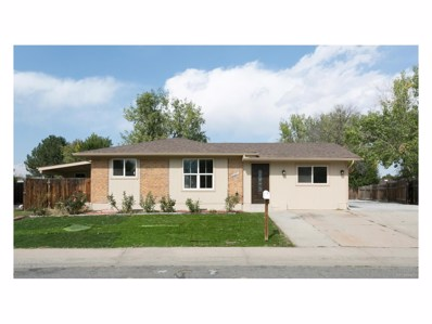 5371 Blackhawk Way, Denver, CO 80239 - MLS#: 1517237