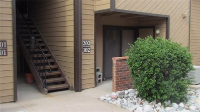 12045 E Harvard Avenue UNIT 102, Aurora, CO 80014 - MLS#: 1520316