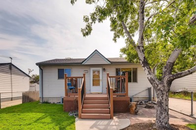 7120 Birch Street, Commerce City, CO 80022 - MLS#: 1524956