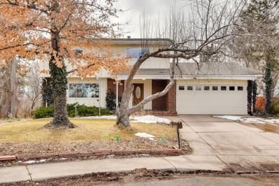 800 Mcintire Street, Boulder, CO 80303 - MLS#: 1527972
