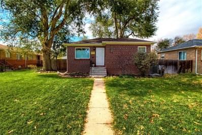 2985 S Logan Street, Englewood, CO 80113 - MLS#: 1533401