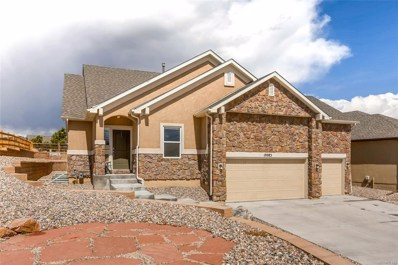 19983 Lindenmere Drive, Monument, CO 80132 - MLS#: 1534379