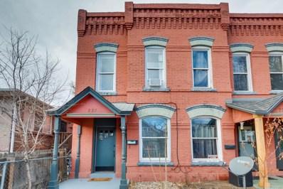 221 Inca Street, Denver, CO 80223 - #: 1535102