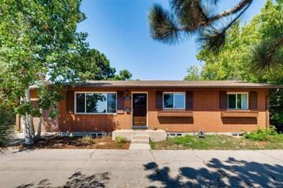 2191 Youngfield Street, Golden, CO 80401 - MLS#: 1538837