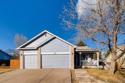 927 W 96th Place, Thornton, CO 80260 - #: 1543208