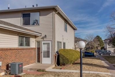 3351 S Field Street UNIT 119, Lakewood, CO 80227 - MLS#: 1545154
