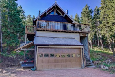 8450 London Lane, Conifer, CO 80433 - #: 1545167