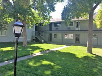 2595 S Sheridan Boulevard UNIT 14, Lakewood, CO 80227 - #: 1545638