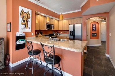 1705 Gaylord Street UNIT 303, Denver, CO 80206 - MLS#: 1546792