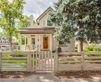 1789 S Pennsylvania Street, Denver, CO 80210 - #: 1548261
