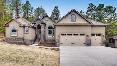 1210 Cottontail Trail, Woodland Park, CO 80863 - #: 1550394