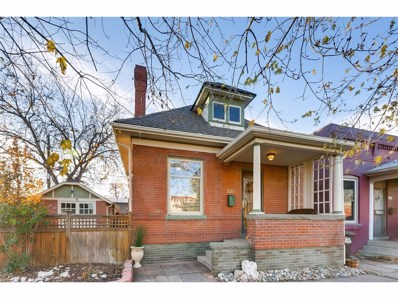 227 N Cherokee Street, Denver, CO 80223 - MLS#: 1551144
