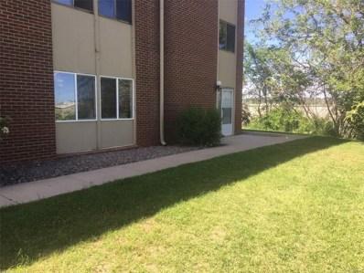 5995 W Hampden Avenue UNIT D6, Denver, CO 80227 - MLS#: 1552404