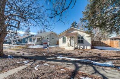 1563 Ulster Street, Denver, CO 80220 - MLS#: 1553600