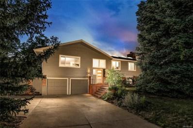 4280 Grinnell Avenue, Boulder, CO 80305 - MLS#: 1554245