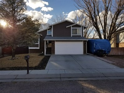 260 Peck Court, Colorado Springs, CO 80911 - MLS#: 1556119