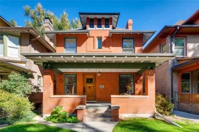820 N Lafayette Street, Denver, CO 80218 - #: 1559457