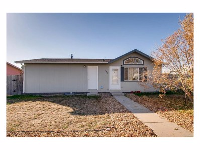687 Prairie Avenue, Lochbuie, CO 80603 - MLS#: 1560868